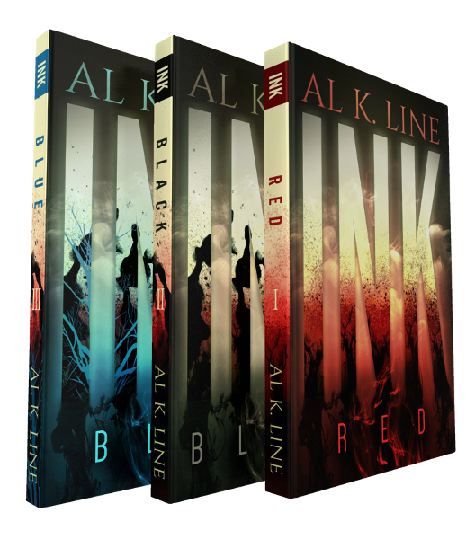 INK Trilogy: Dystopian Thriller