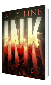 INK Red Dystopian Thriller
